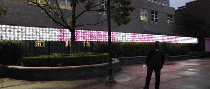Tivoli and Light for Life at Elmhurst Hospital in Queens